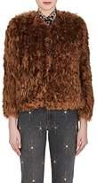 Isabel Marant Women's Agga Fur Jacket