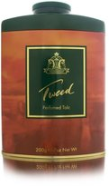 Taylor of London Tweed by 7.0 oz Perfumed Talc