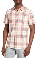 Lucky Brand Men's Mason Classic Fit Plaid Shirt
