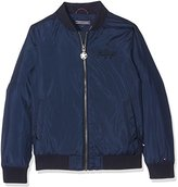 Tommy Hilfiger Girl's Thkg Basic Bomber Jacket