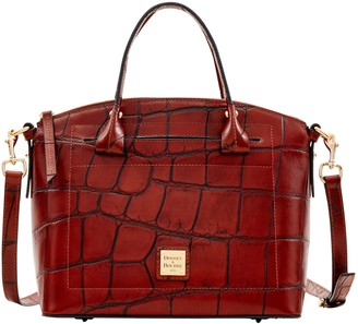 Dooney & Bourke Denison Beacon Domed Satchel