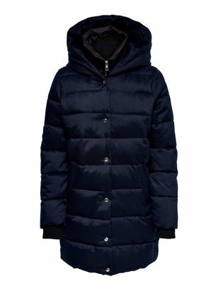 Only Women's ONLVIKKI Quilted Coat OTW