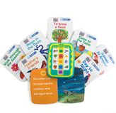 Baby Einstein Me Reader Jr. The World of Eric Carle Electronic Reader and 8-Book Set