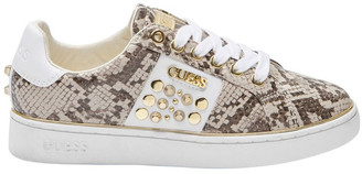 GUESS Brandia Medium Natural Whill Sneaker