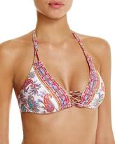 Nanette Lepore Gypsy Queen Vixen Bikini Top