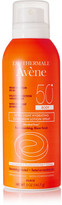 Avene Spf50 Ultra-light Hydrating Sunscreen Lotion Spray, 141.7ml - Colorless