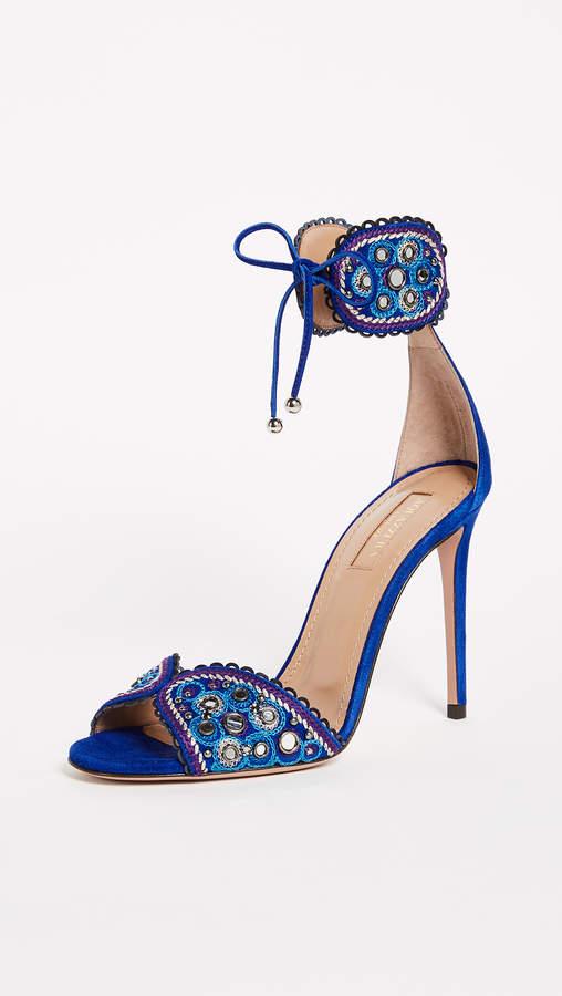 Aquazzura Jaipur 105 Sandals