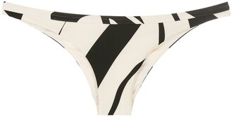 Haight Printed Bikini Bottom