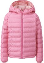 Uniqlo Girls Light Warm Padded Parka