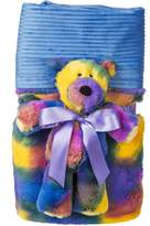 Mary Meyer Marshmallow Tie Dye Cuddle Blanket Set
