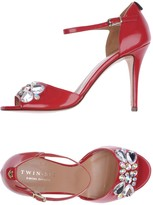 Twin-Set Sandals - Item 11296568