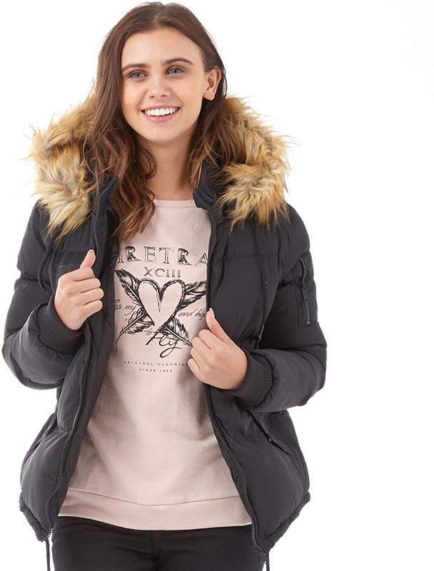 51e8a726626b Brave Soul Jackets For Women - ShopStyle UK
