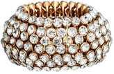 H&M Rhinestone Bracelet - Gold-colored - Ladies