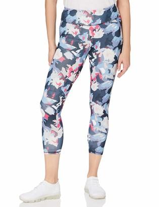 Esprit Women's Tight Edry AOP Track Pants