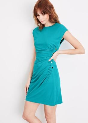 Phase Eight Kimi Stud Jersey Dress