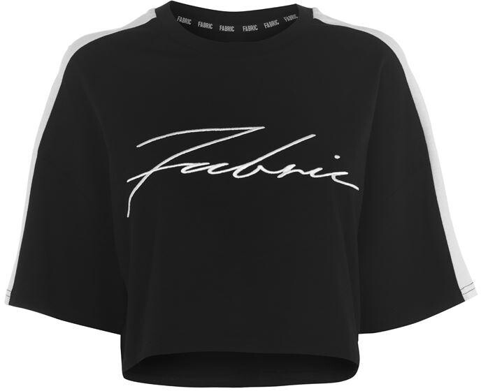 Thumbnail for your product : Fabric Panel T Shirt Ladies