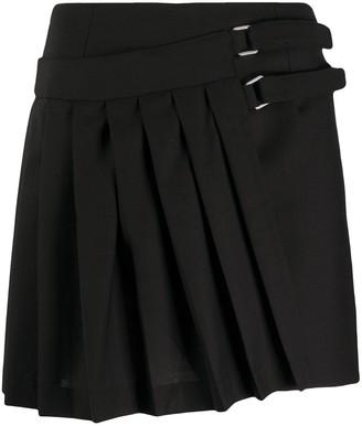 Coperni Wrap-Style Asymmetric Mini Skirt