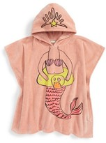 Stella McCartney Bobo Mermaid Hooded Beach Poncho