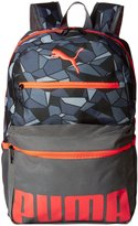 Puma Meridian Backpack (Kid) - Grey/Black - One Size