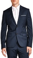 The Kooples Clean Crisp Wool Slim Fit Sport Coat