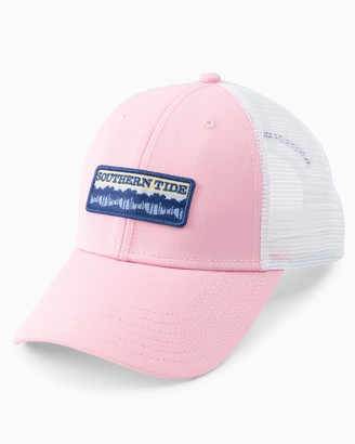 Southern Tide Scenic Patch Trucker Hat