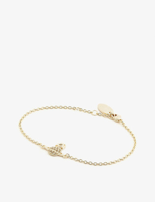 Vivienne Westwood Tamia gold-toned bracelet