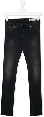 Diesel TEEN Skinzee skinny jeans