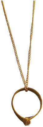 Thomas Laboratories Anne Gold Gold plated Necklaces