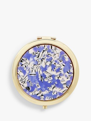 John Lewis & Partners Abstract Compact Mirror