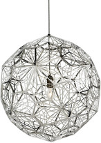 Tom Dixon Etch Web Pendant Light - Steel
