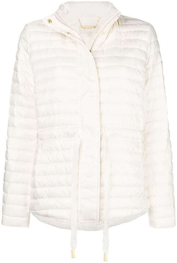 MICHAEL Michael Kors zipped padded jacket