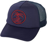 Swell New Men's Pacific Paradise Trucker Cap Mesh Blue