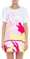 P.A.R.O.S.H. Printed T-shirt Dress