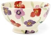 Emma Bridgewater Wallflower Earthenware French Bowl