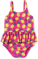 Old Navy Pineapple-Graphic Swimsuit for Baby