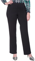 ELOQUII Plus Size Sheffield Straight Leg Pant