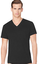 Calvin Klein Cotton Classic V-Neck Under Shirts 3-Pack