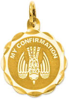 Macy's 14k Gold Charm, My Confirmation Charm