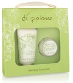 Di Palomo White Grape Handbag Essentials Set