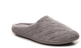 Dearfoams Quilted Terry Scuff Slipper