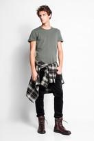 Zadig & Voltaire Rempo Light Slub Men's T-Shirt