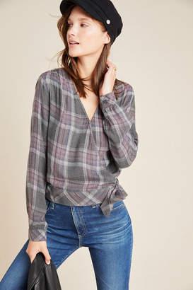 Cloth & Stone Lara Wrap Blouse