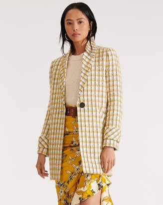 Veronica Beard Jin Dickey Coat