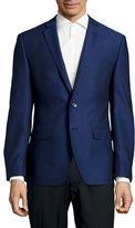 Calvin Klein Extreme Slim-Fit Birdseye Sports Jacket