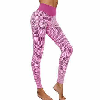 Inner Peace Womens Stretch Yoga Leggings Fitness Running Gym Sports Full Length Active Pants Fashion Solid High Waist Workout Fitness Sports Gym Running Yoga Athletic Leggings Daily Pencil Pants Orange