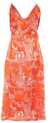 Antonio Berardi 3/4 length dress