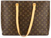 Louis Vuitton Monogram Canvas Luco Tote Bag