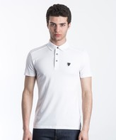Antony Morato Silver Polo Shirt