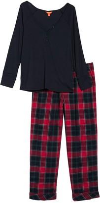 Joe Fresh 2-Piece Pajama Set (Plus Size)