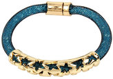 Betsey Johnson Confetti Multi Star Bangle